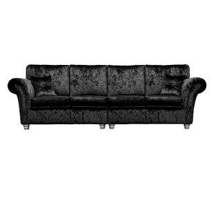 Maritza 4 Seater Sofa By Rosdorf Park