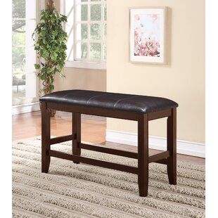 Fulton Counter Height Bench By Crown Mark