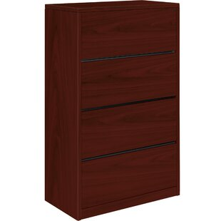 HON 10500 Series 4-Drawer Lateral File
