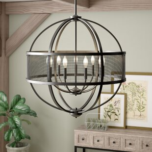 Tensed 9-Light Globe Chandelier by Laurel Foundry Modern Farmhouse