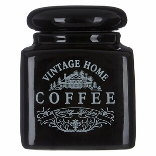 Vintage Home Coffee Storage Jar