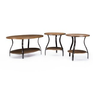 Kieron 3 Piece Table Set 17 Stories