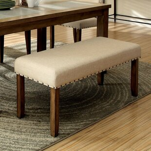 Rosana Upholstered Dining Bench by Gracie Oaks