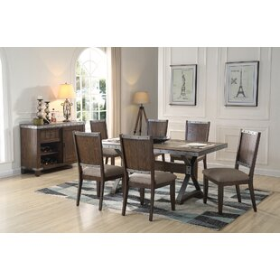 BestMasterFurniture Rectangular Dining Ta..