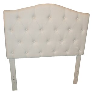 Twin Upholstered Panel Headboard by WorldWide HomeFurnishings
