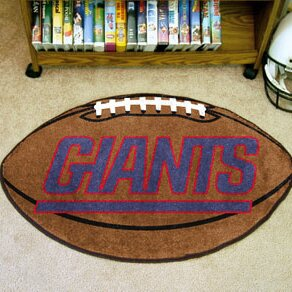 NFL - New York Giants Football Mat By FANMATS