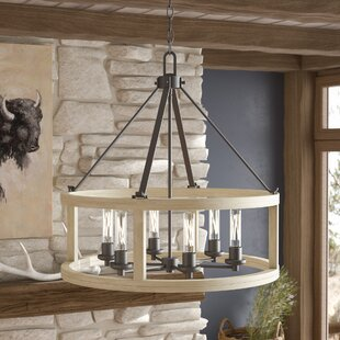 Maranda 6-Light Drum Chandelier