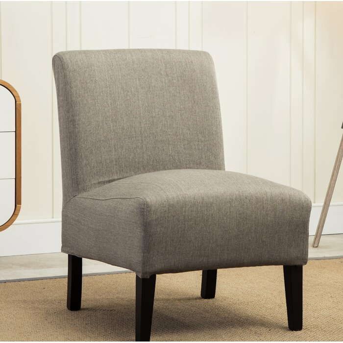 slipper chair elm o products west brooks