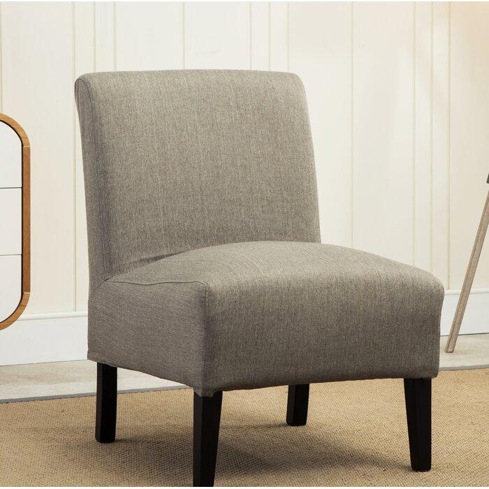 glassslipperchairback slipper schnadig chair glass caracole