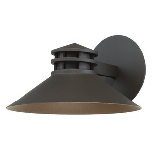 Buying Laforce 1 Light LED Outdoor Sconce By Winston Porter