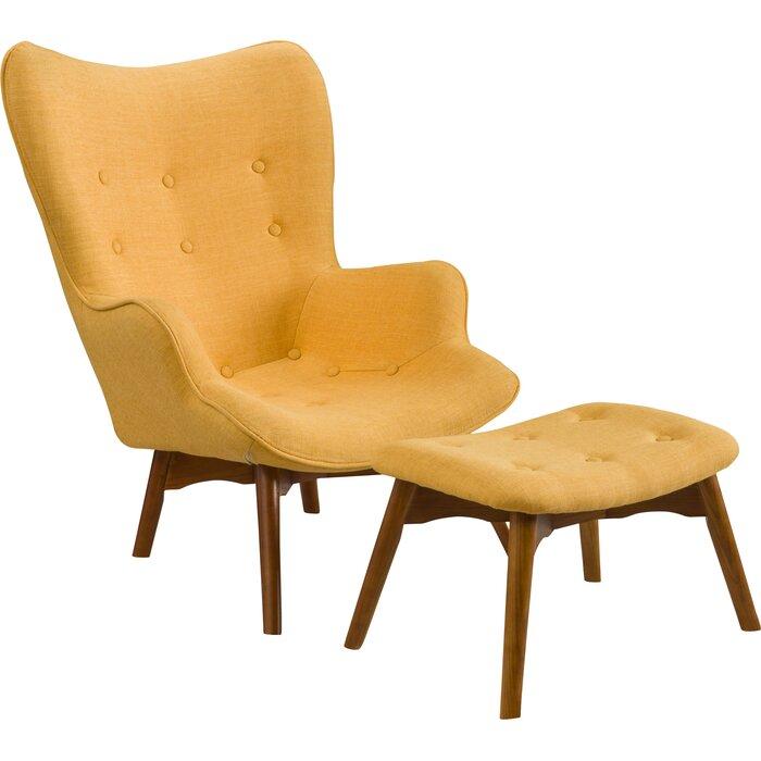 Astounding Canyon Vista Lounge Chair And Ottoman Cjindustries Chair Design For Home Cjindustriesco