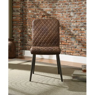 Mandil Pack Upholstered Dining Chair (Set of 2) 17 Stories