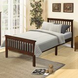 Malibu Wood Twin Platform Bed by August Grove®