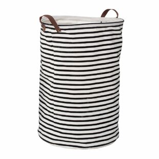 Stripe Laundry Bag By Marlow Home Co.