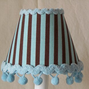 Striped Desserts 11 Fabric Empire Lamp Shade
