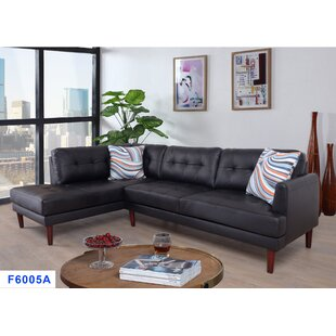 Wrought Studio Seabrooks Sectional