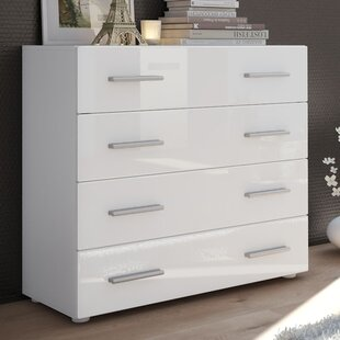 Pavos 4 Drawer Chest By Vladon