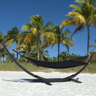 Jumbo Caribbean Polyester Tree Hammock by KW Hammocks