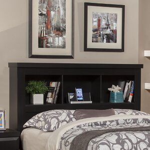 Bookcase Headboard bookcase headboards you'll love | wayfair