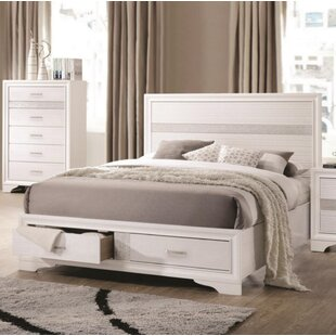 Pentico Storage Bed