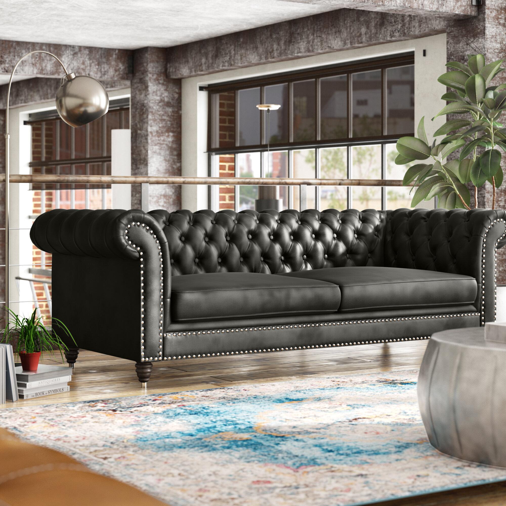 Design Alsager Chesterfield Sofa