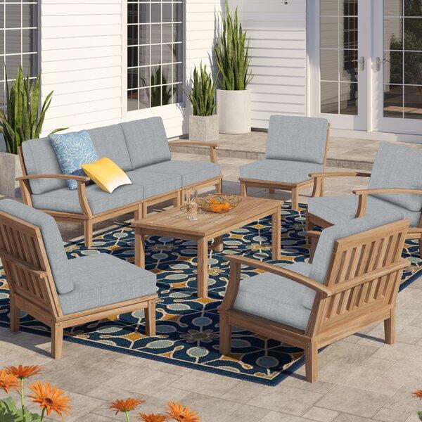 teak outdoor furniture joss main