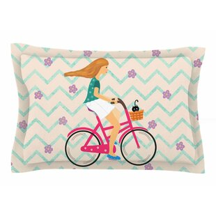 Cristina Bianco Design 'Bicycle Ride' Sham