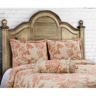 French Country 3 Piece Duvet Cover Set
