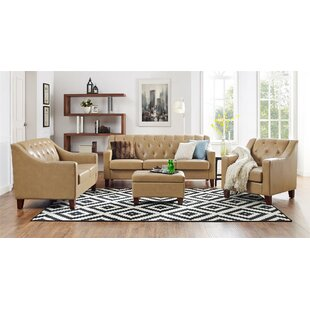 Birmingham 4 Piece Living Room Collection By Alcott Hill