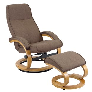 Venus Manual Recliner with Ottoman