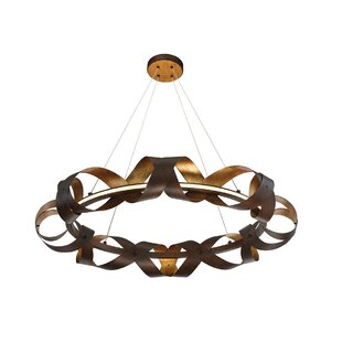 Brayden Studio Bertrand 1-Light Novelty Pendant