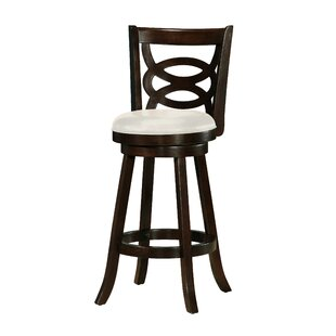 Alamo 29 Swivel Bar Stool (Set of 2) DarHome Co