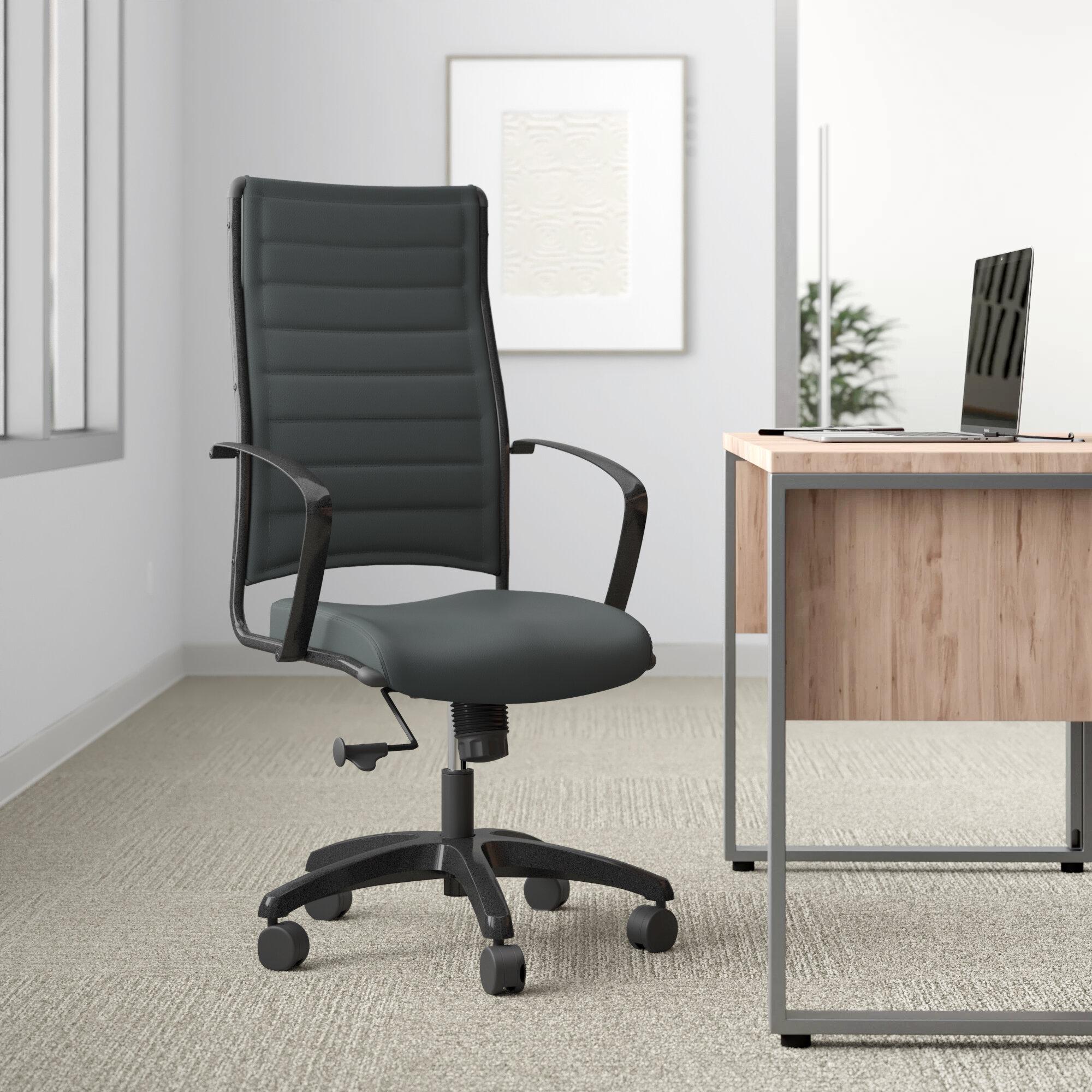 Knee Tilt Office Chairs You Ll Love In 2021 Wayfair