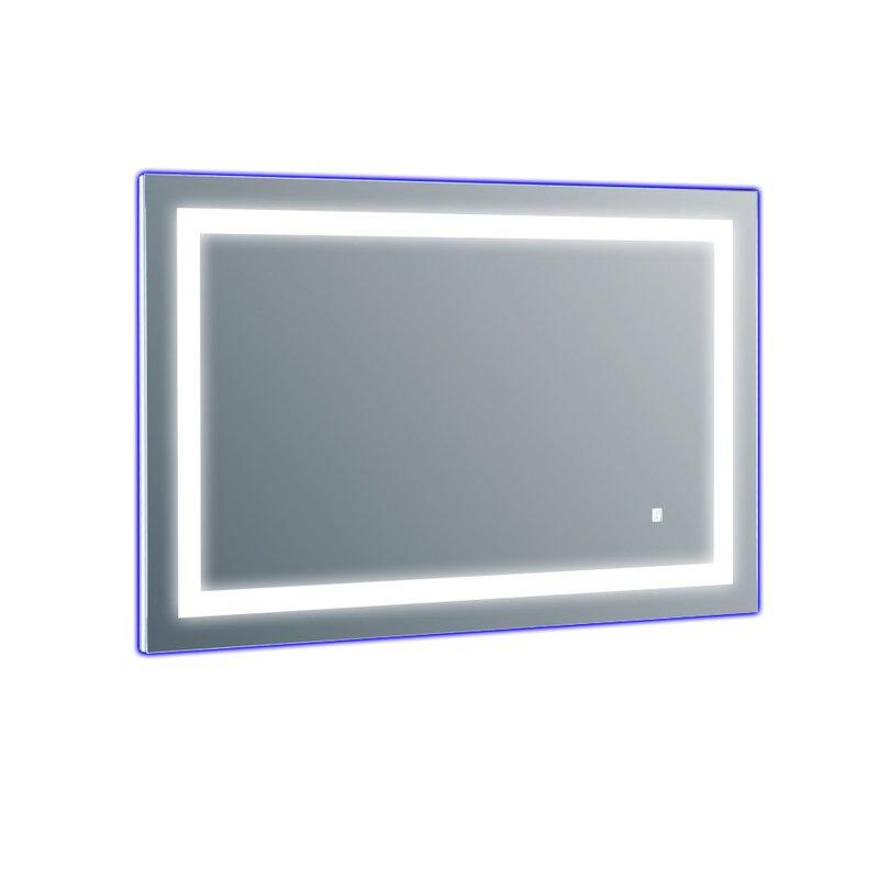 Eviva LED Decorative Bathroom Wall Mirror | Wayfair