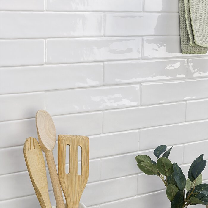 Newport Polished 2 X 10 Ceramic Subway Tile