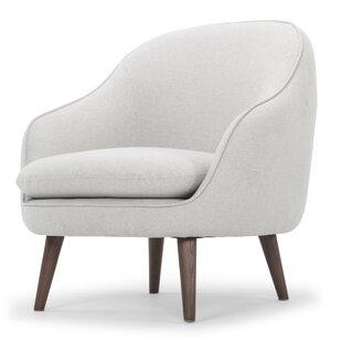 McCartner Barrel Chair by George Oliver