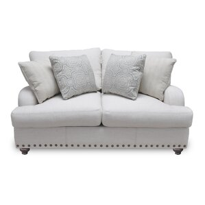 Carrier Loveseat by Darby Home Co