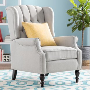 Leonie Manual Recliner by Andover Mills