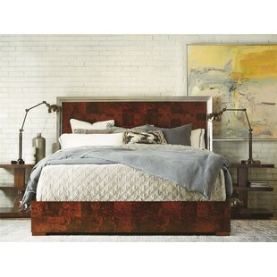 17 Stories Brenner King Panel Bed