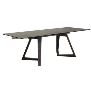 Grote Drop Leaf Dining Table Ivy Bronx