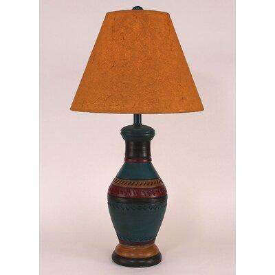 "Rustic Living Southwest Pot 28.5"" Table Lamp Coast Lamp Mfg."