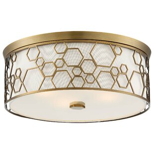 Mercer41 Keown 5-Light Flush Mount