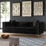 Saxis Nailtrim Sofa by Mercer41