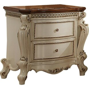 Swindle 2 Drawer Nightstand