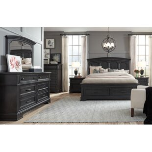Earley Panel Configurable Bedroom Set by DarHome Co Comparison