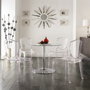 Eugenie 5 Piece Dining Set by Kingstown H..