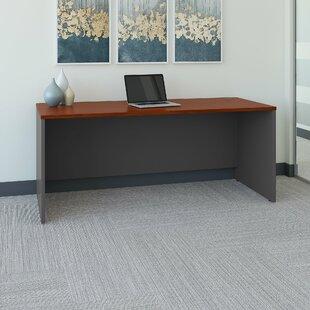 Bush Business Furniture Series C 4 Piece Desk Office Suite