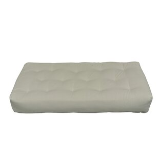 Feather Touch I 7 Cotton Chair Size Futon Mattress