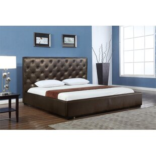Delaney Upholstered Storage Platform Bed