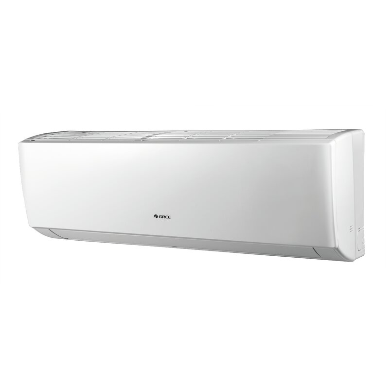 GREE Livo 12,000 BTU Ductless Mini Split Air Conditioner with Heater